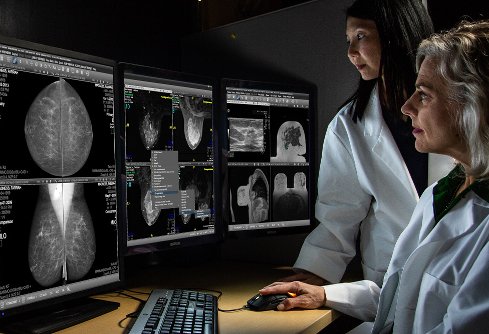 Centricity™ Universal Viewer Native Breast Imaging